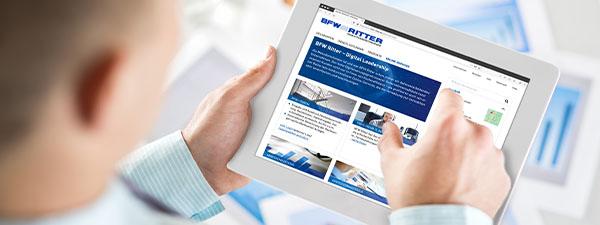 BFW Ritter Online-Service Abrechnungsterminstatus